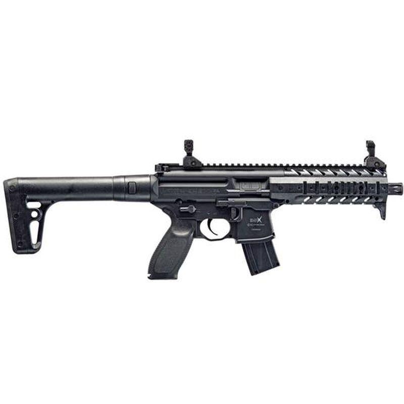 Sig Sauer MPX ASP Air Rifle CO2 575 fps .177 Caliber Black