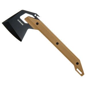 "Schrade 12"" Axe 3CR13 Steel Black Oxide Finish Blade Glass Fiber Nylon Handle Nylon Sheath"