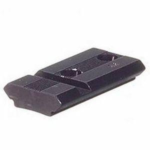 Weaver Detachable Top-Mount Base Remington BSA Weatherby S&W Black 48036