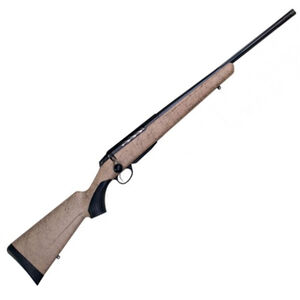 "Tikka T3x Lite Roughtech .300 Win Mag Bolt Action Rifle 24.3"" Barrel 3 Rounds Synthetic Flat Dark Earth Stock Blued Finish"