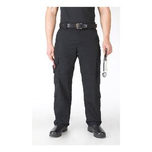 5.11 Tactical Taclite EMS Pants Polyester Cotton Waist 36 Length 32 Dark Navy 74363