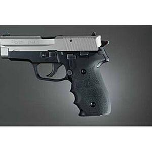 Hogue Grip Sig P228/229 Rubber Cobblestone Black 28000