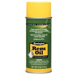 Remington Rem-Oil Liquid Gun Lube 4 oz Aerosol Can