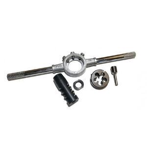 DELTAC Backfire .223 Muzzle Brake 5/8-24 Complete Threading Kit