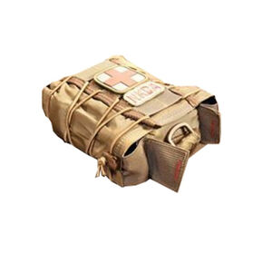 High Speed Gear M3T (Multi-Mission Medical) TACO MOLLE/Belt Mount Coyote Brown