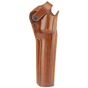 "Galco D.A.O. Belt Holster S&W X-Frame 8-3/8"" Barrel Right Hand Leather Tan"