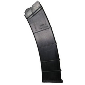 SGM Tactical VEPR 12 Gauge Shotgun Detachable Box Magazine 10 Round Capacity DuPont Composite Glass Filled Polymer Matte Black SGMTV1210