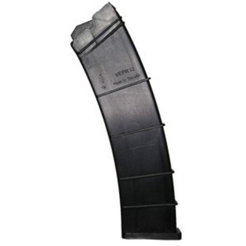SGM Tactical VEPR 12 Gauge Shotgun Detachable Box Magazine 10 Round Capacity DuPont Composite Glass Filled Polymer Matte Black SGMTV1210
