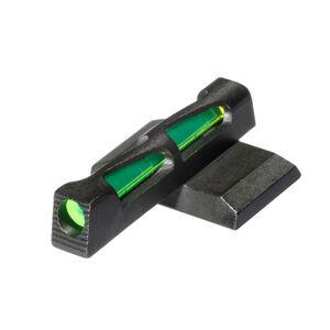 HiViz LITEWAVE H&K Fiber Optic Front Sight Red/Green/White Steel Black HKLW01