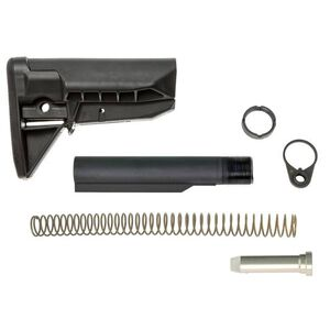 Bravo Company USA BCM Gunfighter AR-15 Complete Mod 0 SOPMOD Stock Assembly Kit Black