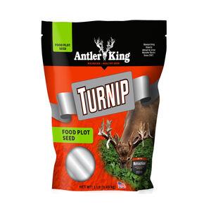 Antler King Game Turnips Food Plot Seed 1lb 1/8 Acre