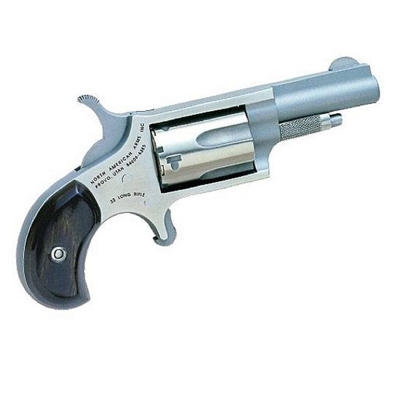 NAA Mini Single Action Revolver  22 LR 1 6