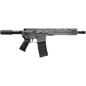 "Diamondback DB15P AR-15 Semi Auto Pistol 5.56 NATO 10.5"" Barrel 30 Rounds Tactical Gray Finish"