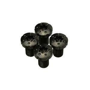 Strike Industries 1911 Torx Grip Screws Slim Black Zinc Coating 4 Pack SI-1911TS-BZC-Slim