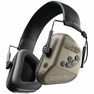 Champion Vanquish Pro Elite Electronic Hearing Protection, Bluetooth-Enabled, Rechargeable Batteries