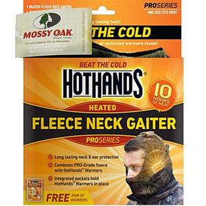 Hot Hands Fleece Neck Gaiter Color Mossy Oak