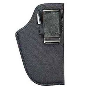 """GunMate Inside the Pants Ambidextrous Holster Large Frame Autos 4"""" Barrels Size 10 Synthetic Black 2131-0"""