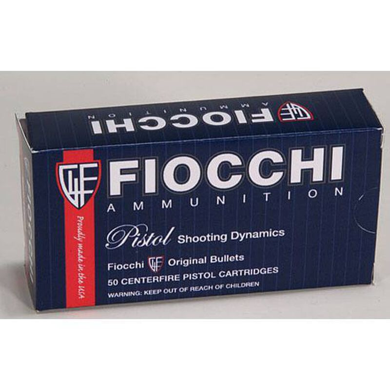 Fiocchi  38 Special Ammunition 50 Rounds LWC 148 Grains