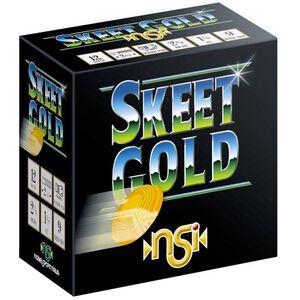 """NobelSport Target Skeet 28 Gauge 2-3/4"""" #9 Lead 3/4 Ounce 25 Round Box"""