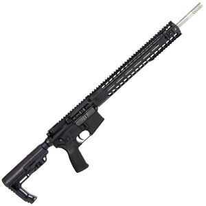 "Radical Firearms AR15 Semi Auto Rifle .224 Valkyrie 15 Rounds 18"" Stainless Steel Barrel 15"" Free Float MHR Handguard MFT Minimalist Collapsible Black"