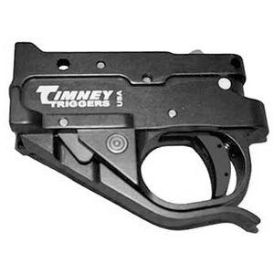 Timney Trigger for Ruger 10/22 Trigger Pull Set 2-3/4 Pounds Black Housing/Black Trigger Shoe