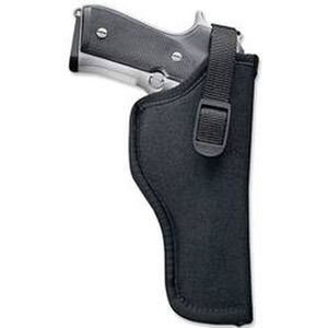 "Uncle Mike's Sidekick 2""-3"" Small Frame 5-Shot Revolvers with Hammer Spur Hip Holster Right Hand Nylon Black 81361"