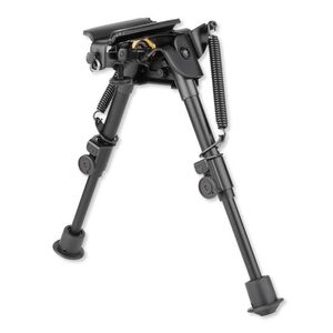 "Aimtech 6""-9"" Adjustable Bipod Stud Mount Heavy Duty"