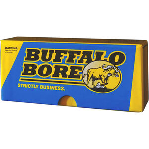 Buffalo Bore .45 Raptor Ammunition 240 Rounds JHP 300 Grains