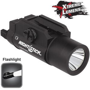 NightStick TWM-850XL Tactical Weapon Mounted Light 850 Lumens CREE LED White Light CR123 Batteries Matte Black