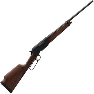 """Browning BLR LT Monte Carlo Lever Action Rifle .270 Win 22"""" Barrel 5 Rounds Box Magazine Black Walnut Stock Polished Blued Finish"""