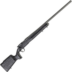 "Christensen Arms Mesa LR .338 Lapua Mag Bolt Action Rifle 27"" Threaded Barrel 3 Rounds Carbon Fiber Composite Long Range Stock Tungsten Cerakote Finish"