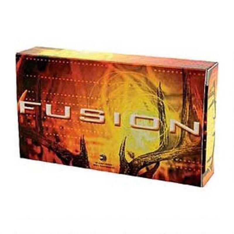Federal Fusion .22-250 Remington Ammunition 200 Rounds 55 Grain Soft Point 3,600 Feet Per Second