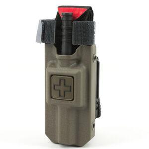 Eleven 10 RIGID TQ Case for C-A-T Gen 7 Polymer Tec-Lok Plain Finish Ranger Green