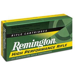 Remington .243 Winchester Ammunition 20 Rounds PSP 80 Grains