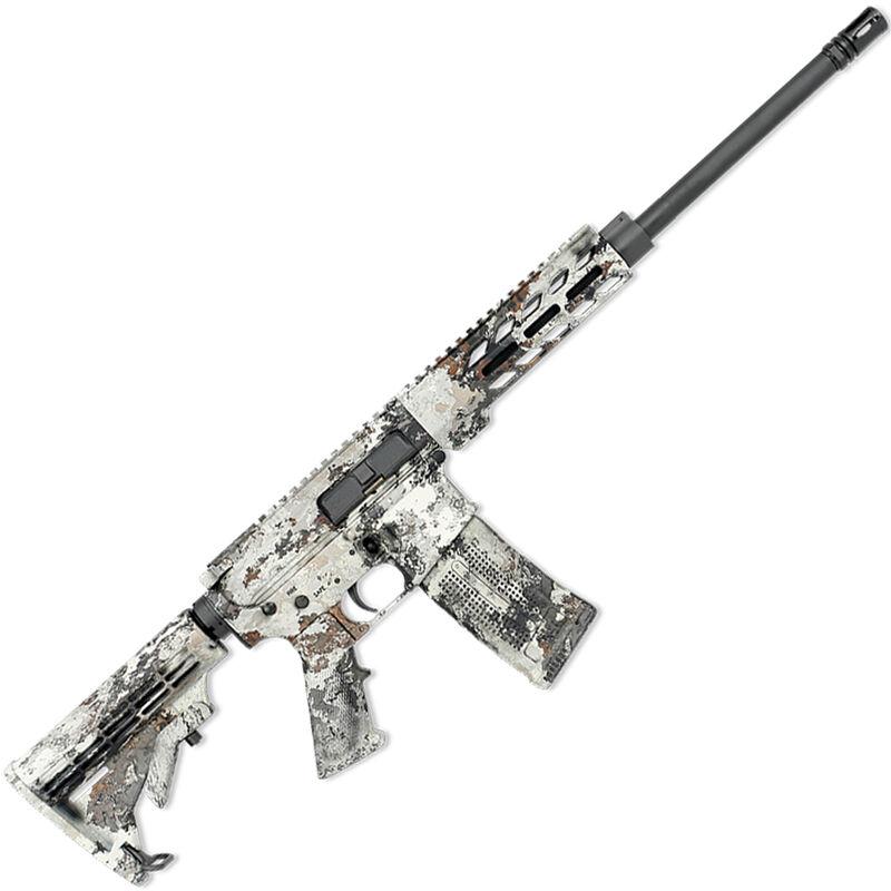 """Rock River Arms LAR-15 Alpine RRAGE Carbine AR-15 5.56 Semi Auto Rifle 16"""" Barrel 30 Round Magazine Veil Alpine Camo DS1850A"""