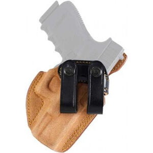 Galco Royal Guard IWB Holster fits GLOCK 48 Leather Right Hand Black