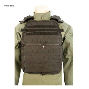5ive Star Gear DUV-5SG Plate Carrier Vest XL to 3XL Black