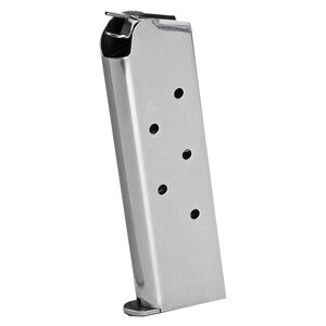 Springfield Armory 1911 Compact Magazine .45 ACP 6 Rounds Stainless Steel