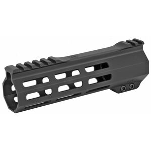 "Sharps Bros. AR-15 7"" Ultra Lite M-LOK Free Float Hand Guard 6061-T6 Aluminum Hard Coat Anodized Matte Black Finish"