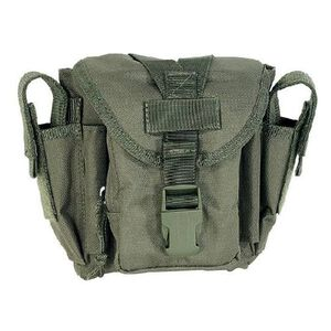 Voodoo Tactical Dump Pouch Nylon OD Green 20-8172