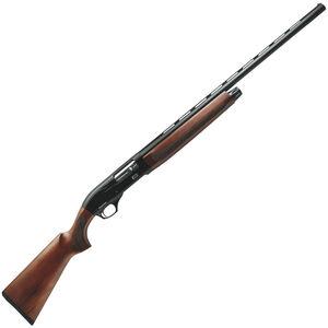 "Dickinson 212WR Semi Auto Shotgun 12 Gauge 26"" Barrel 3"" Chamber 4 Round Wood Stock Black"