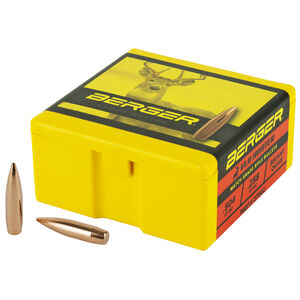 "Berger Bullets 270 Caliber .277"" Diameter 140 Grain VLD Hunting Projectiles100 Count 27502"