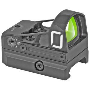 US Optics Dynamic Reflex Sight 2.0 Enhanced 5 MOA Dot Picatinny Mount Black Finish