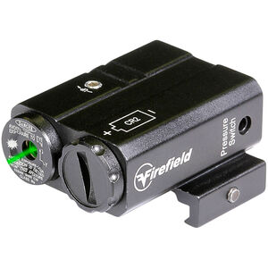 Firefield Charge Series Mini AR Green Laser Aluminum Black