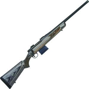 "Mossberg MVP Predator 6.5 Creedmoor Bolt Action Rifle 20"" Fluted Threaded Barrel 10 Rounds Laminate Stock Matte Blued"