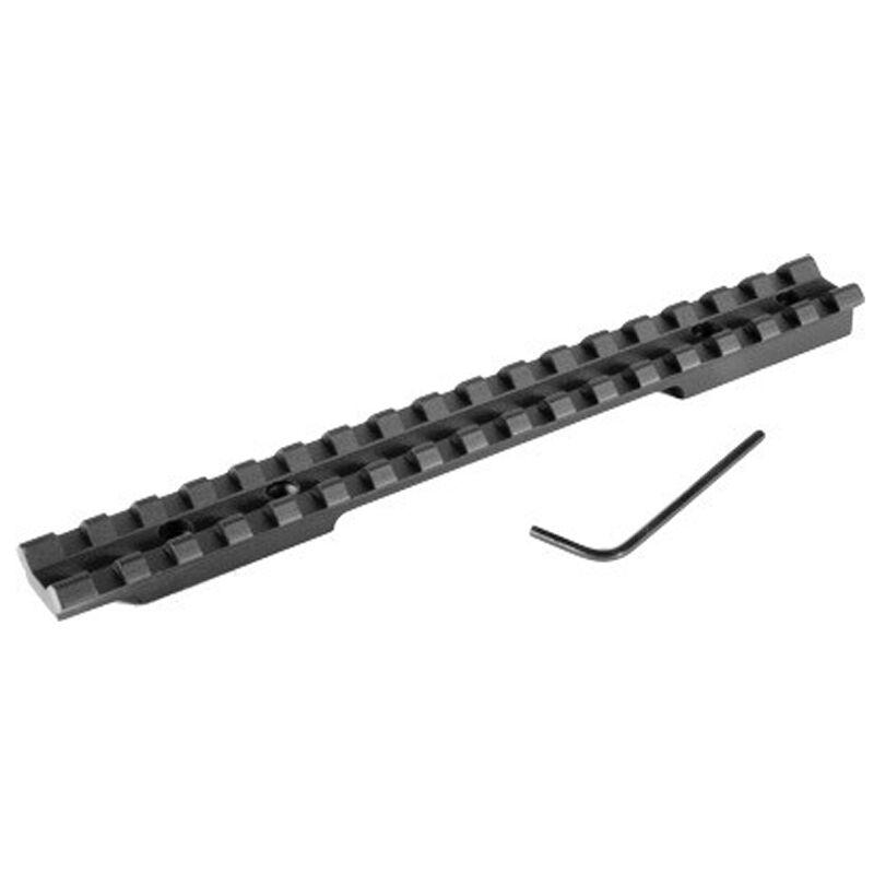 Evolution Gun Works Browning A-Bolt 12 Gauge Picatinny Scope Base Aluminum Black 43200