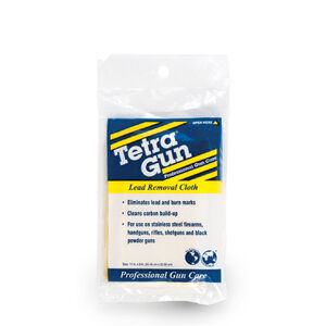 "Tetra Gun Lead Removal Cloth 10""x10"" 330I"