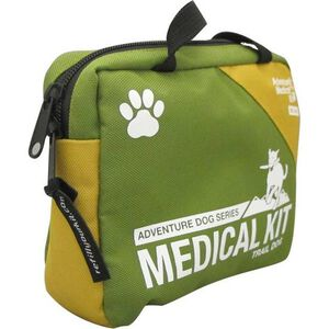 Adventure Medical Kits Adventure Dog Series Trail Dog First Aid Kit for Dogs Green Nylon Case 0135-0115