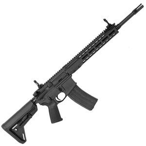 "Barrett REC7 AR-15 Semi Auto Rifle 6.8 SPC 16"" Barrel 20 Round Magazine Gas Piston System Enhanced M-LOK Hand Guard 6-Position Stock Cerakote Black Finish"