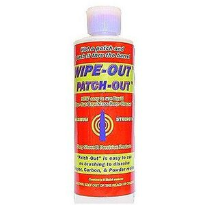 SharpShoot-R Wipe Out Patch Out Brushless Liquid Bore Cleaner 8 Ounce